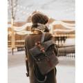 Рождественский рюкзак-скрутка Ginger Bird