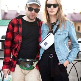 Сумка на пояс 905 STUDIO 58 купить в Минске