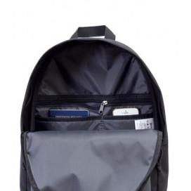 Рюкзак Studio 58 светло-серый джинс - черный