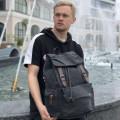 Крафтовый рюкзак Emirex из брезента купить в Минске - цена, фото, описание