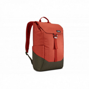 купить рюкзак thule lithos backpack 16l rooibos forest night в Минске