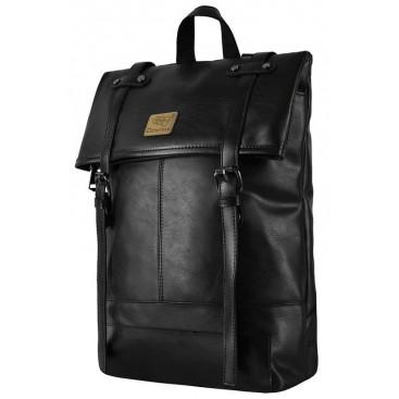 Рюкзак Three Box черный 8020 скрутка