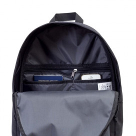 3105 темно-серый джинс - черный