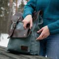 Купить рюкзак Asgard P--5546 в Минске -- крафтовые рюкзаки -- цена, фото, описание