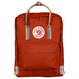 Fjallraven CLASSIC RAINBOW ORANGE RED