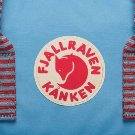 Fjallraven CLASSIC RAINBOW AIR BLUE STRIPED