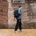 Рюкзак ЛОУКОСТЕР ролл топ Studio 58 черный - цена, фото, описание