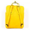 Рюкзак Kanken Fjallraven CLASSIC RAINBOW YELLOW желтый купить Минск и Беларусь - цена, фото, описание
