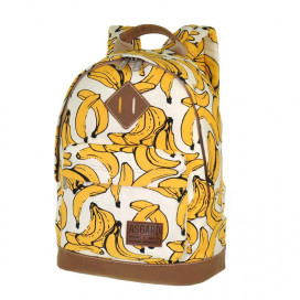 Рюкзак Asgard Р-5434 Бананы бежевые - цена, фото, описание, скидки