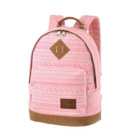 Р-5434 Сканди узор розовый
