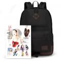 Рюкзак Yeso Outmaster G9909 черный - цена, фото, описание, каталог