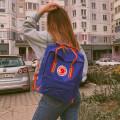 Рюкзак Fjallraven RAINBOW BLUE купить недорого в Минске и Беларуси