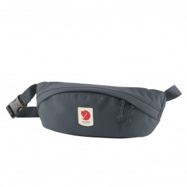 FJALLRAVEN KANKEN ULVO HIP PACK MEDIUM GRAPHITE