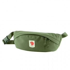 FJALLRAVEN KANKEN ULVO HIP PACK MEDIUM FOREST GREEN
