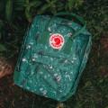 Fjallraven CLASSIC ART ARCTIC FOX GREEN FABLE