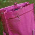 Рюкзак 8848 синий 173-002-015 с фирменным пятачком на крышке