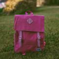 Рюкзак 8848 красный 173-002-021 с фирменным пятачком на крышке