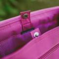 Рюкзак 8848 розовый 173-002-003 с фирменным пятачком на крышке