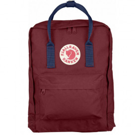 FJALLRAVEN CLASSIC OX RED BLUE