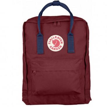 Рюкзак Kanken FJALLRAVEN CLASSIC OX RED BLUE - цена, фото, описание, характеристики