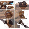 Крафтовый рюкзак OUTMASTER KRAFT BRYCE ЧЕРНЫЙ - цена, фото, описание, характеристики