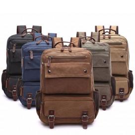 Крафтовый рюкзак Outmaster Kraft BRYCE ОЛИВКОВЫЙ - цена, фото, описание, характеристики
