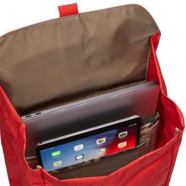 рюкзак Thule Lithos 16L красный купить с доставкой по Минску и Беларусь