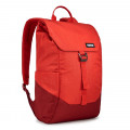 Lithos Backpack 16LTLBP-113 Lava/Red Feather