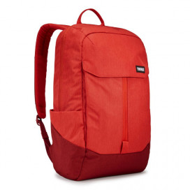 Lithos Backpack 20L Lava/Red Feather