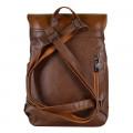 Рюкзак Three Box 3514 темно-коричневый купить по лучшей цене в Минске и Беларуси