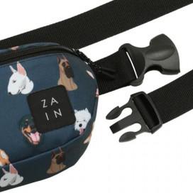 Сумка на пояс ZAIN 271 (Dogs)