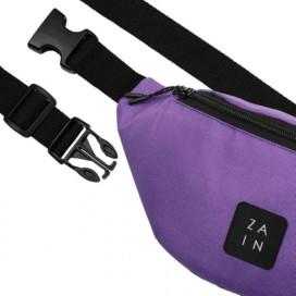 Сумка на пояс ZAIN 305 (фиолетовый)