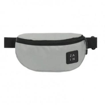 Сумка на пояс ZAIN 327 (light gray)
