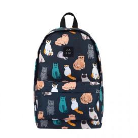 рюкзак ZAIN 189 (коты)