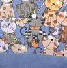Коты Синие - Персиковый