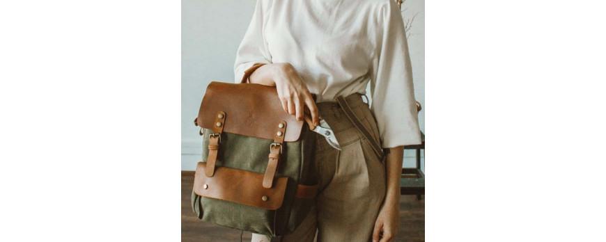Новый стильный рюкзак Грог Ginger Bird