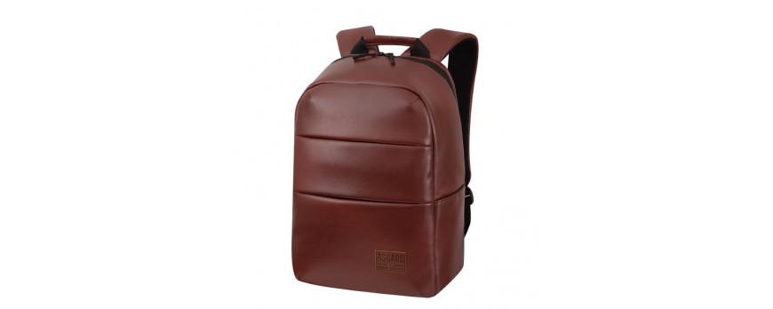 Рюкзак ASGARD из эко кожи для ноутбука!