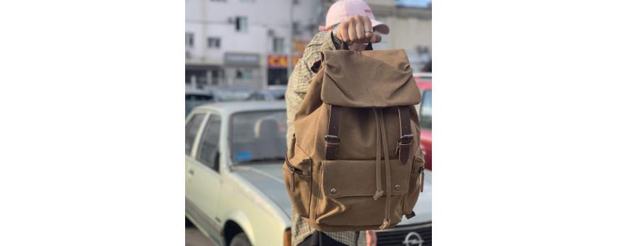 Крафтовый рюкзак EMIREX