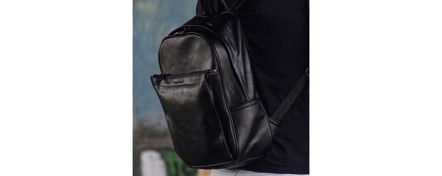 Рюкзак экокожа David Jones