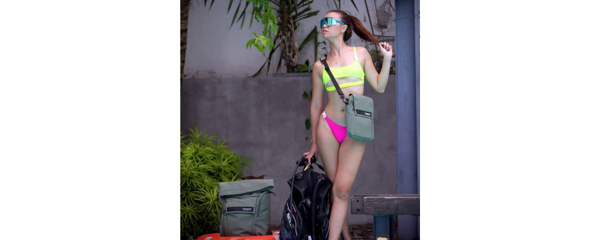 Рюкзаки, сумки, чемоданы Thule купить в Минске