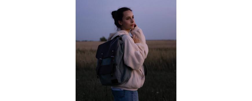 Новая коллекция крафтовых рюкзаков ASGARD