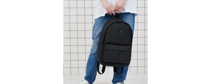 Новинки! Рюкзаки и поясные сумки Zain!
