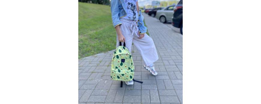 Рюкзак с АВОКАДО