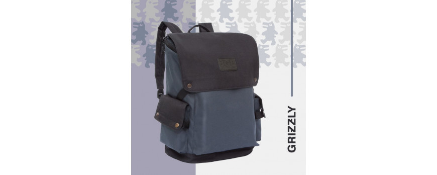 Grizzly - рюкзаки каталог 2019-2020 в интернет магазине Outmaster.by