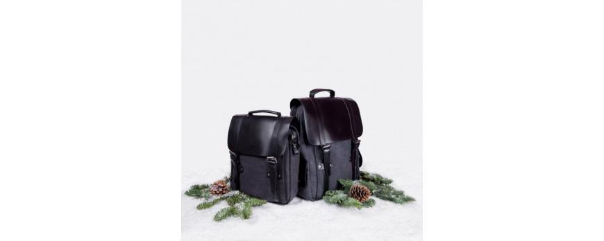 Ginger Bird - крафтовые рюкзаки в Минске